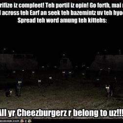 All Yr Cheezburgerz