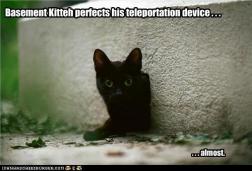 Teleportation Experiment #46