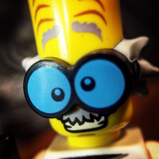 This is Professor Geryon.