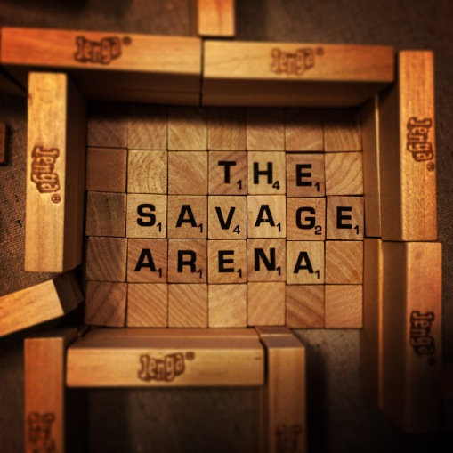 And now, the editors are pleased to introduce The Savage Arena (or How Skitterybones Gave Up Being a Pirate and Joined the Dirt Cheap Suicide Squad) Part One: The Intractable Cephalith